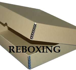 reboxing